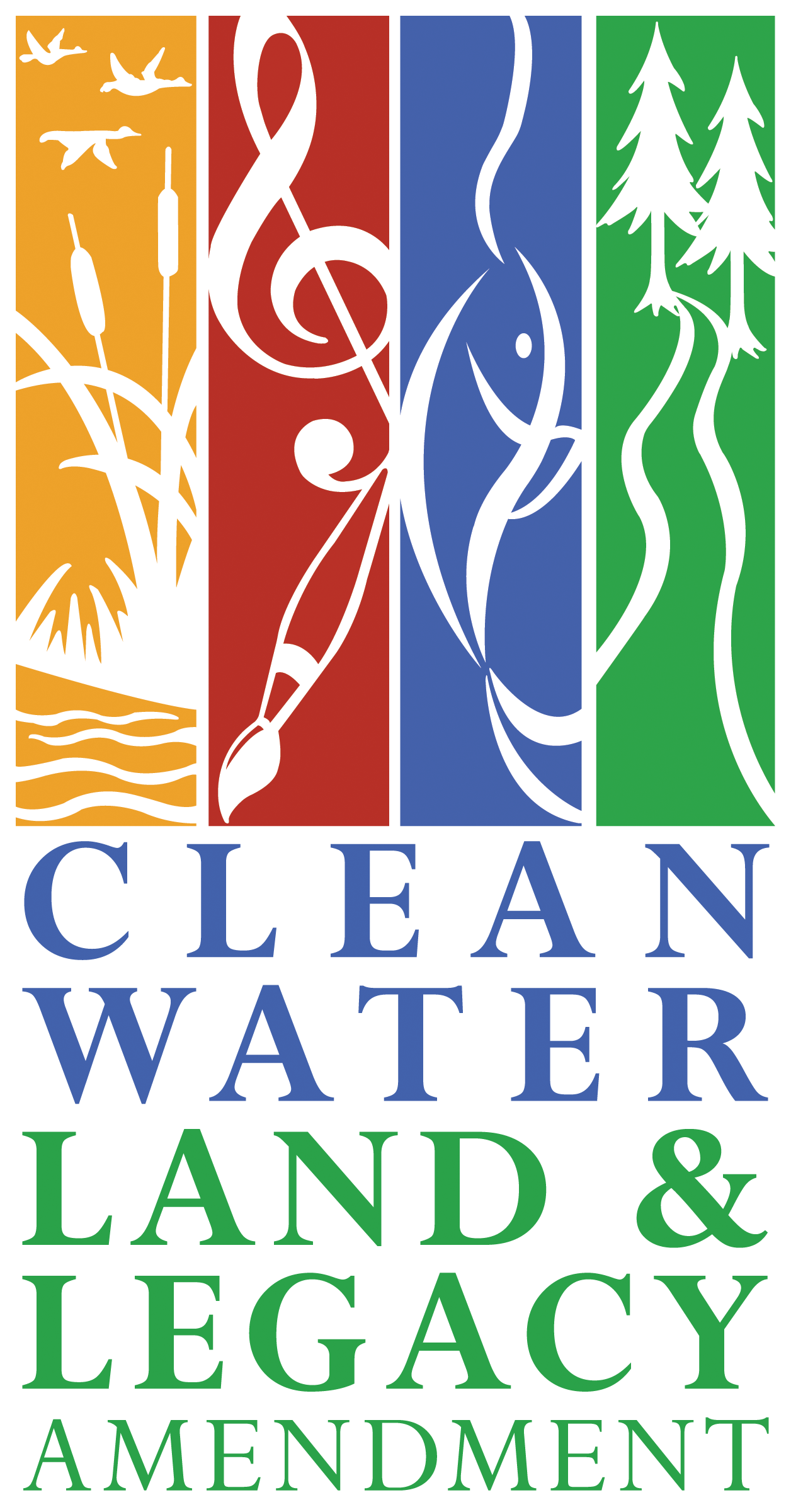 Minnesota Clean Water, Land & Legacy Amendment logo