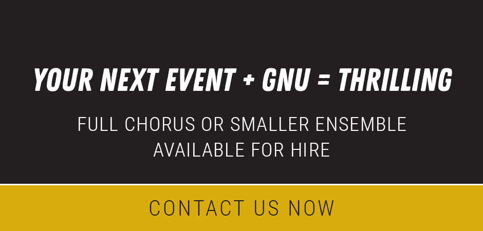 Hire GNU for your next event